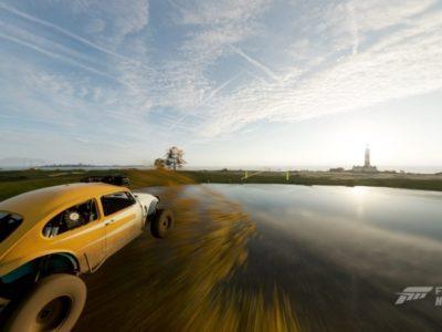 Forza Horizon 4 Buggy Jump