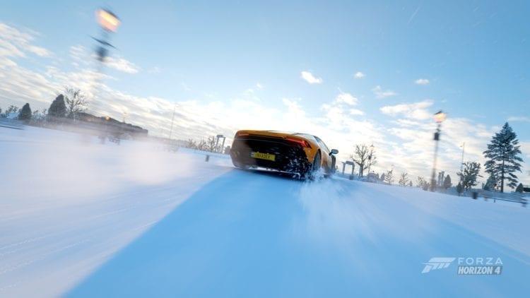 Forza Horizon 4 Cool Blue