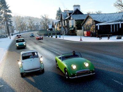 Forza Horizon 4 Lemon Cars