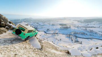 Forza Horizon 4 Minty Fresh Mountains