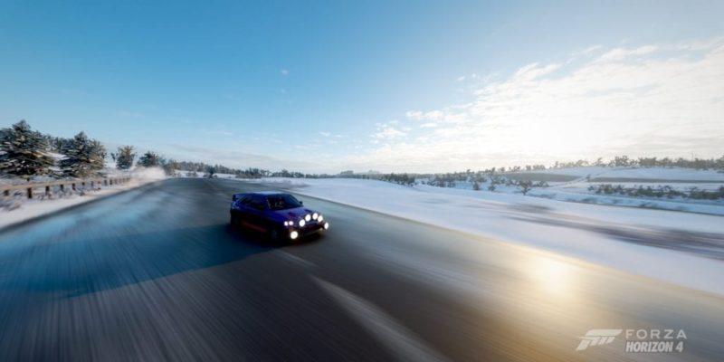 Forza Horizon 4 Winter Rush