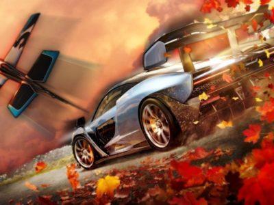 Forza Horizon 4 X The Crew 2
