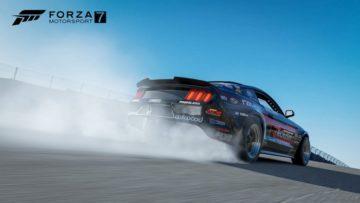 Forza Motorsport 7 Formula D Mustang