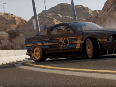 Forza Motorsport 7 Hot Wheels