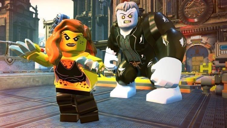 Lego Dc Super Villains, Cheetah and Grundy