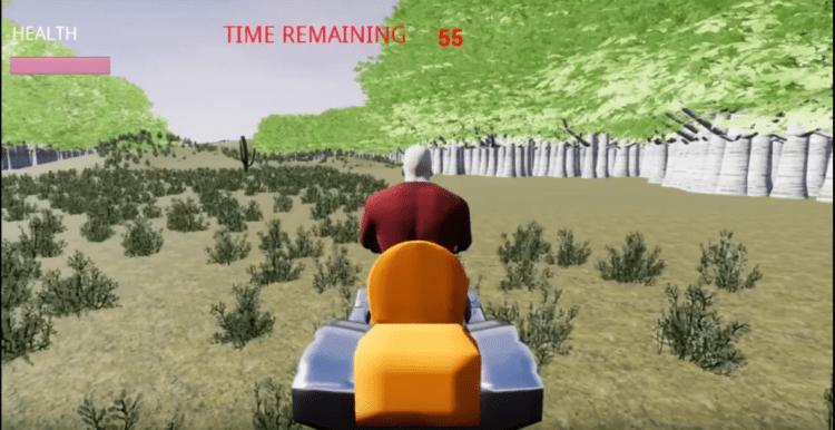 Lawnmower Game 2: Drifter – Indie Garbage