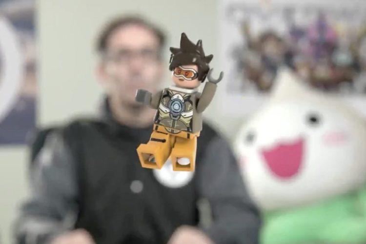 Overwatch LEGO Coming Soon