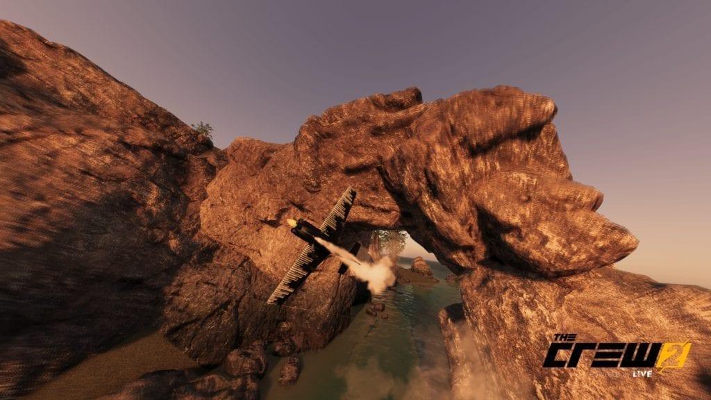 The Crew 2 Stunt Plane Island