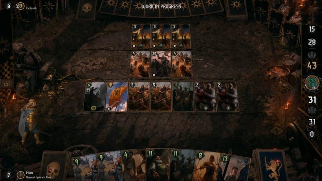 Thronebreaker Battle