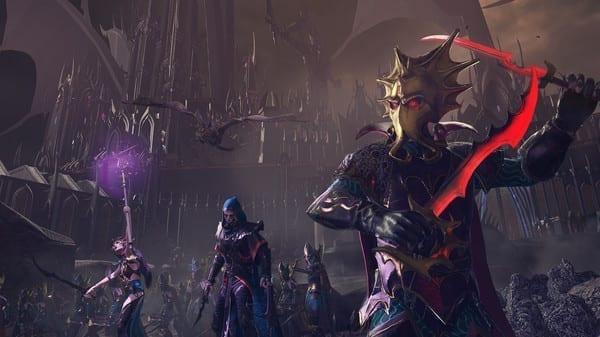 Total War Warhammer 2 Lokhir Fellheart