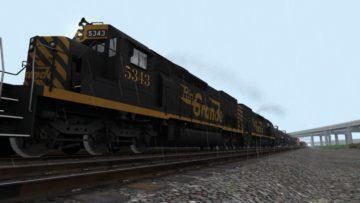 Train Simulator 19 Emd Close Up