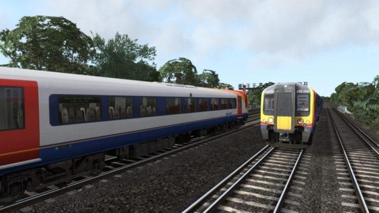 Train Simulator 2019 Dual Class