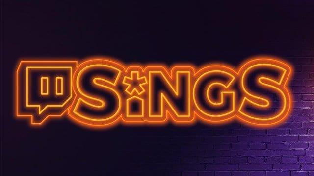 Twitch Sings Harmonix Karaoke