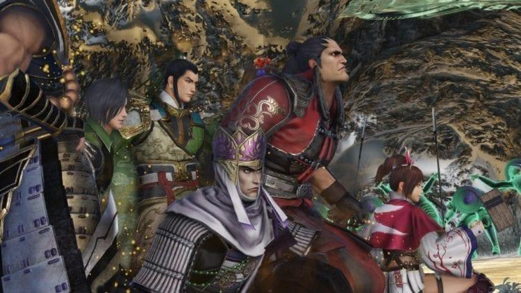 Warriors Orochi 4 Pc Review Magic 2