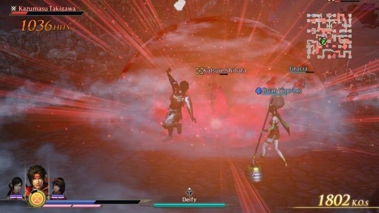 Warriors Orochi 4 Pc Review Magic Cancel