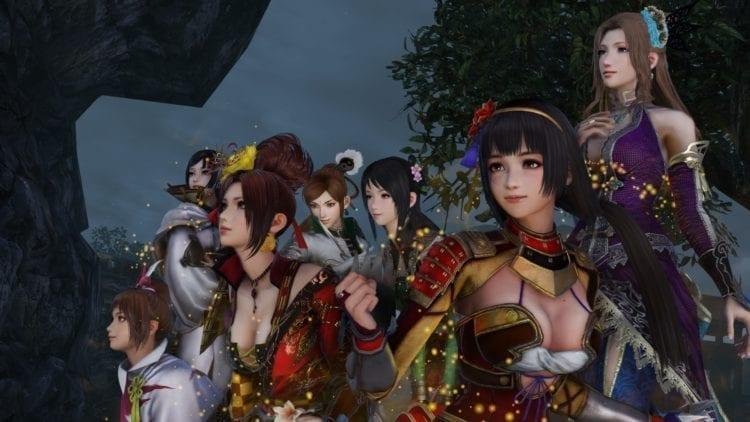 Warriors Orochi 4 Pc Review Magic Girl Power