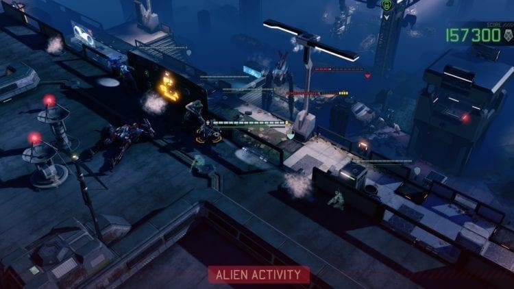 Xcom 2 Tactical Legacy Pack Sectopod Fight