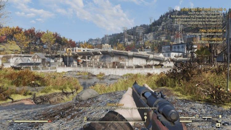 Fallout 76 Beta Morgantown