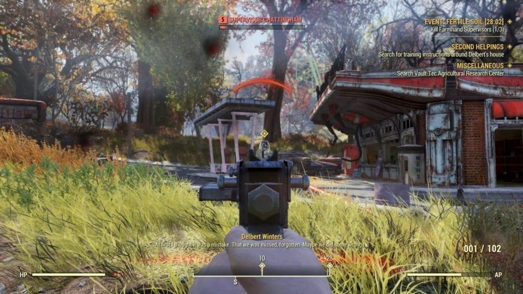 Fallout 76 Beta Public Event