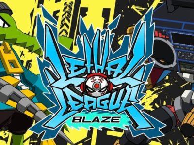 Lethal League Blaze Random 002 Pn N