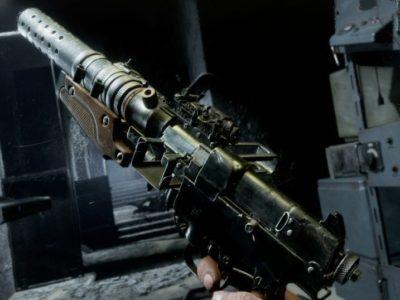 Metro Exodus Gun