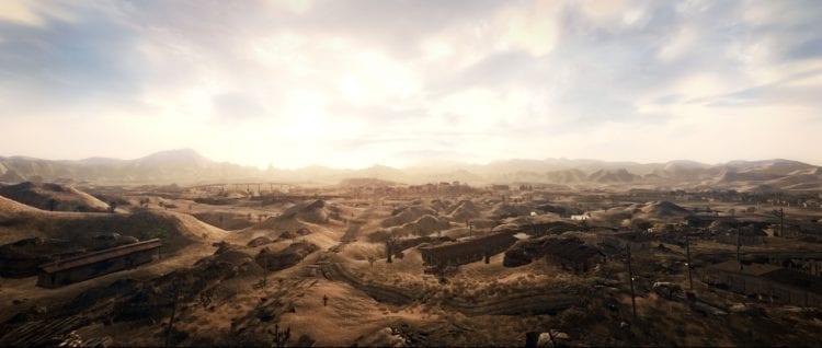 New California Desert