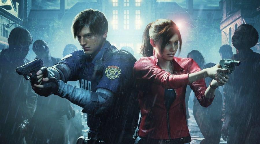 Resident Evil 2 Remake Costumes
