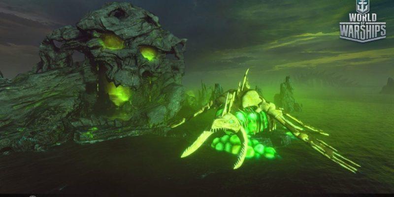 World Of Warships Halloween Feat 2
