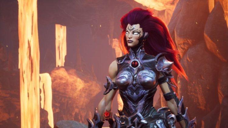 Darksiders III Review – A Soulsy Metroidvania