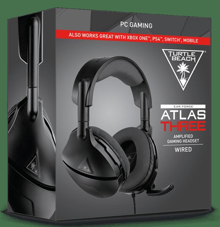 Atlas Three Package
