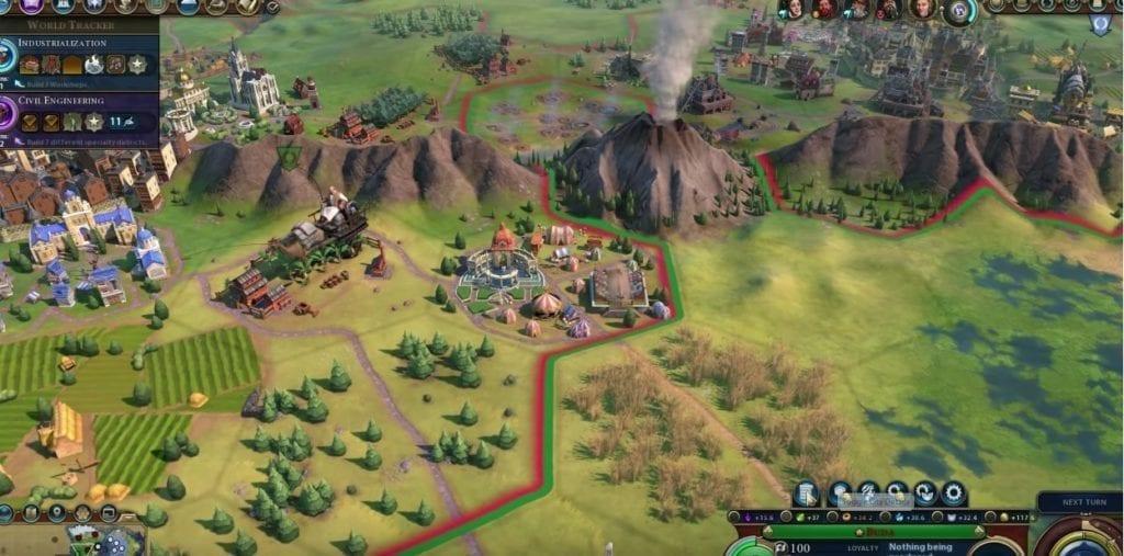 History Nerd: The Raven King Of Civilization VI Gathering Storm | PC