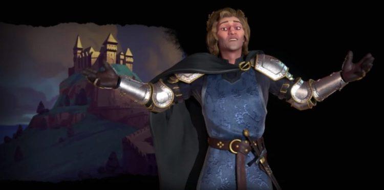 History Nerd: The Raven King Of Civilization VI Gathering Storm