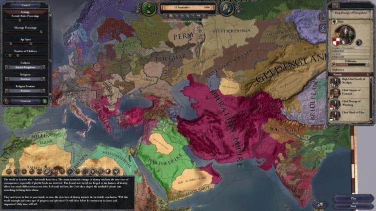 Crusader Kings 2 Holy Fury Animal Kingdom