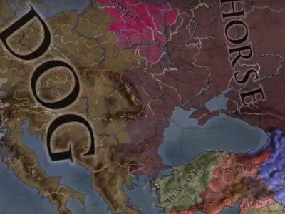 Crusader Kings 2 Holy Fury Animal Kingdom Map