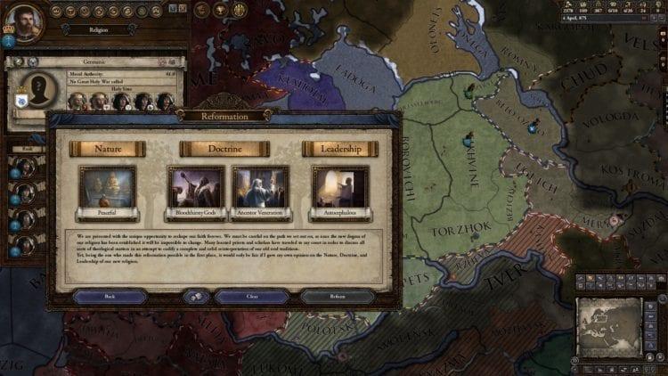 Crusader Kings 2 Holy Fury Pagan Reformation