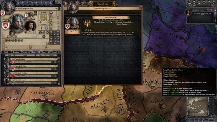 Crusader Kings 2 Holy Fury Review El Cid