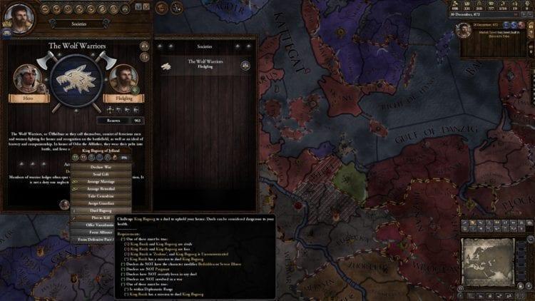 Crusader Kings 2 Holy Fury Review Rurik Warrior Lodge Duels