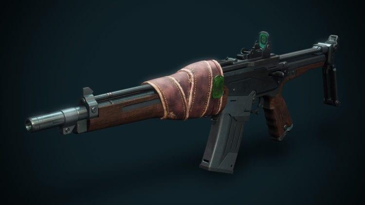 Destiny 2 Pinnacle Weapons Breakneck