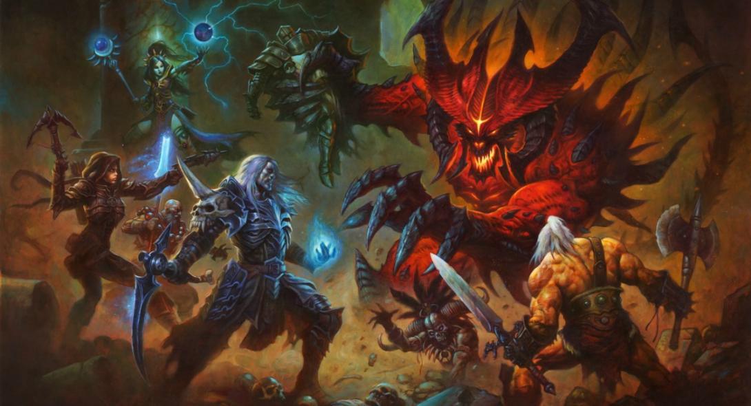 Diablo Blizzard Announcements 2019