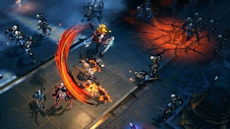 Diablo Immortal Diablo 2019 Blizzard Announcement