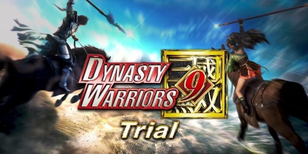 Dynasty Warriors 9 Free Trial Steam