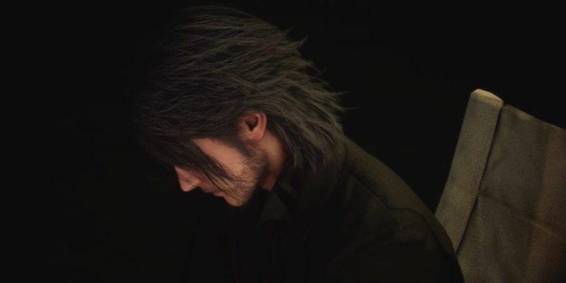 Final Fantasy Xv Sad