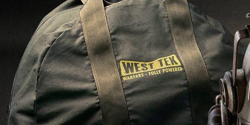 Fallout 76 Bag Nylongate West Tek Canvas Bag Streamers