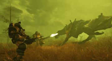 Fallout 76 fight