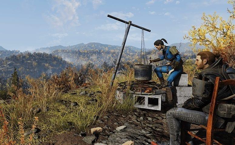 Fallout76 Launchletter Fireside