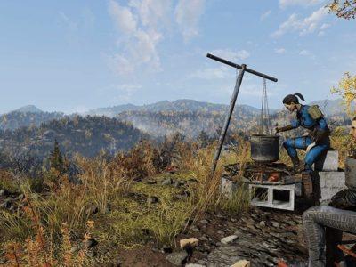 Fallout76 camp
