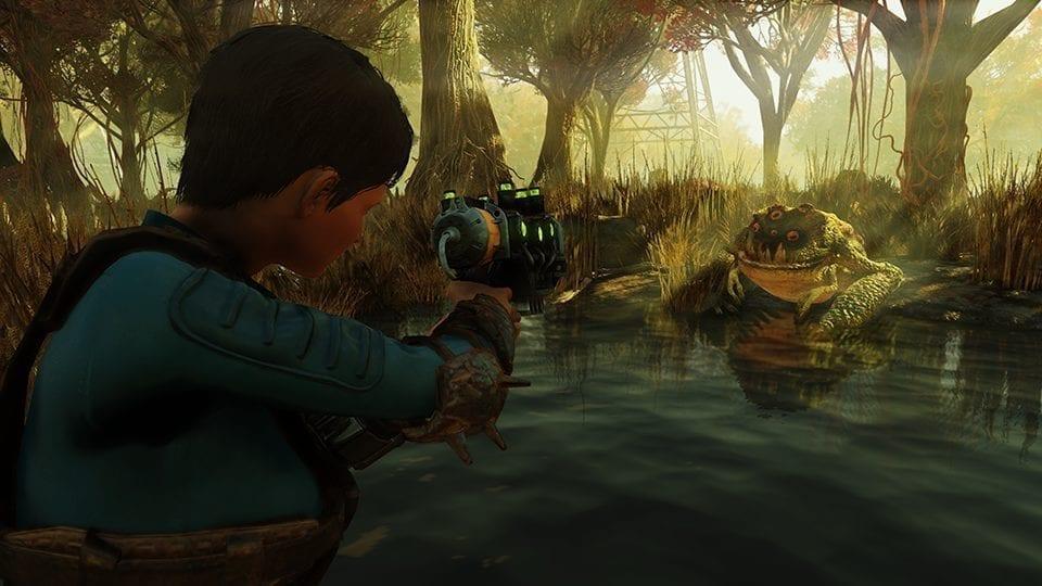 Fallout 76 Launch