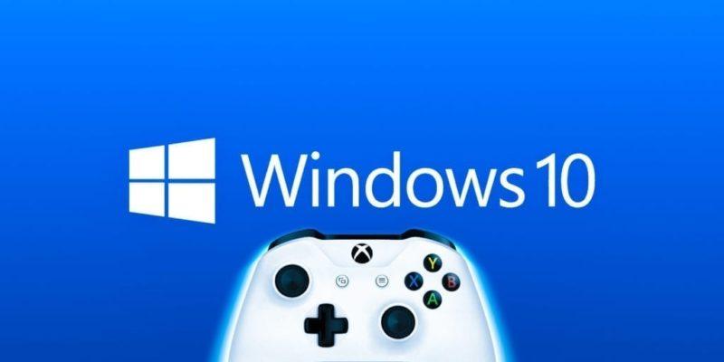 Gaming On Windows 10 Edited
