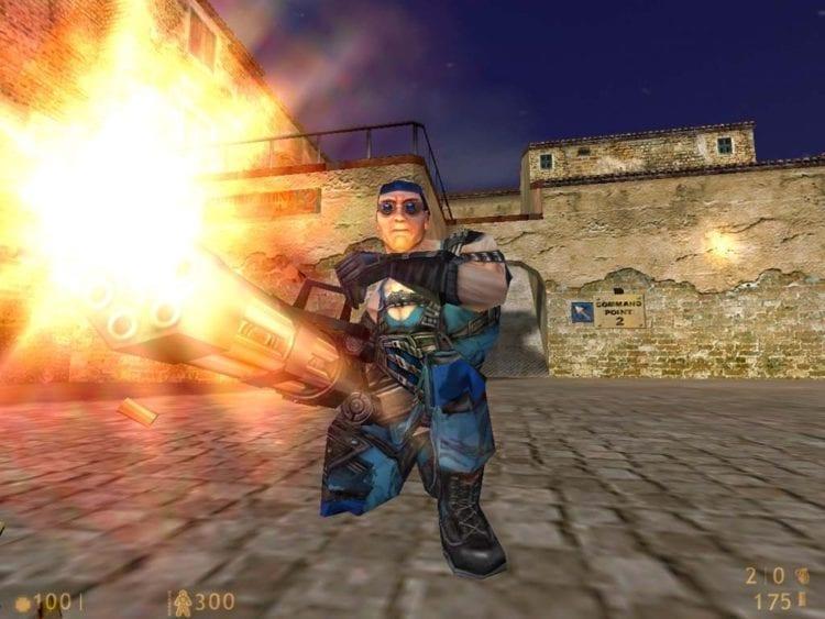 Half Life Team Fortress Classic