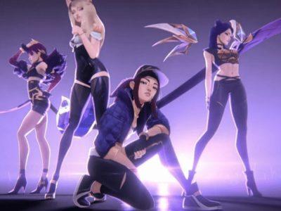 K Da Pop Stars (ft Madison Beer, (g)i Dle, Jaira Burns) Official Music Video League Of Legends 3 5 Screenshot